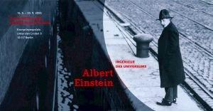 Ausstellung Einstein