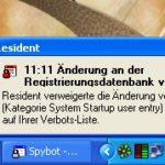 ICQ und der Systemstart