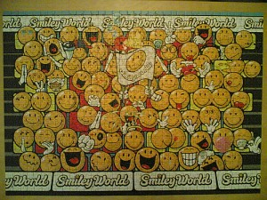 puzzle smileys