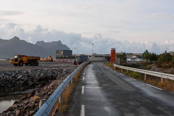 Flughafen Svolvaer