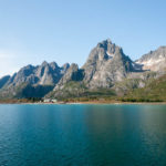 Eine Seefahrt im Trollfjord