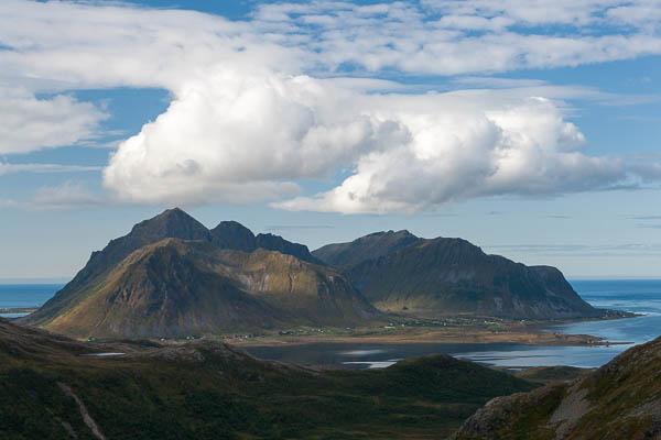 Hornstinden, Lofoten