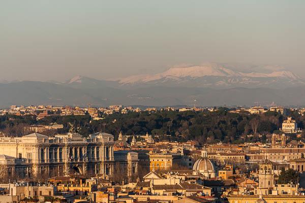 Rom, Abend