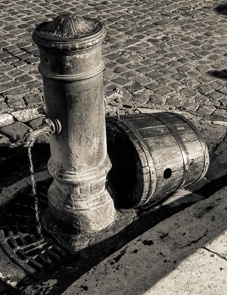 Rom, Hydrant