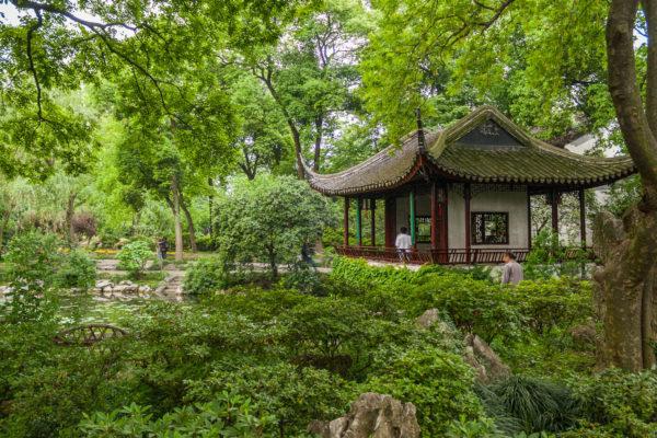 Suzhou, Humble Administrator's Garden