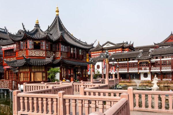 Altstadt, Shanghai, China