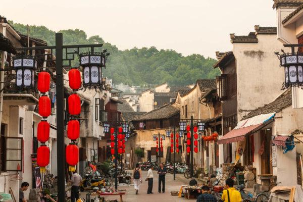 Tunxi, Huang Shan, China