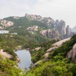 Wanderung in Huang Shan