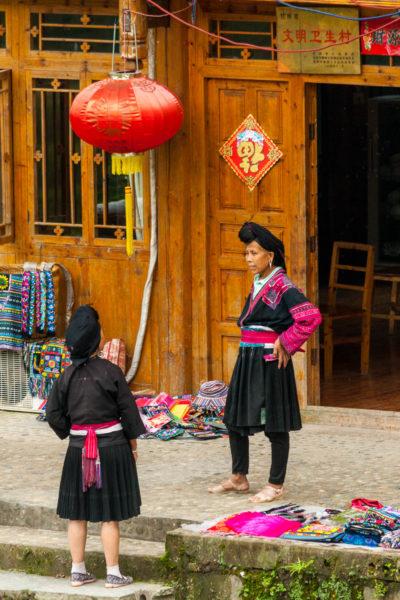 Yao, Dazhai, China, Dragon's Backbone