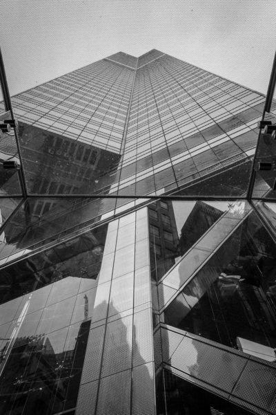 Hongkong, Wolkenkratzer