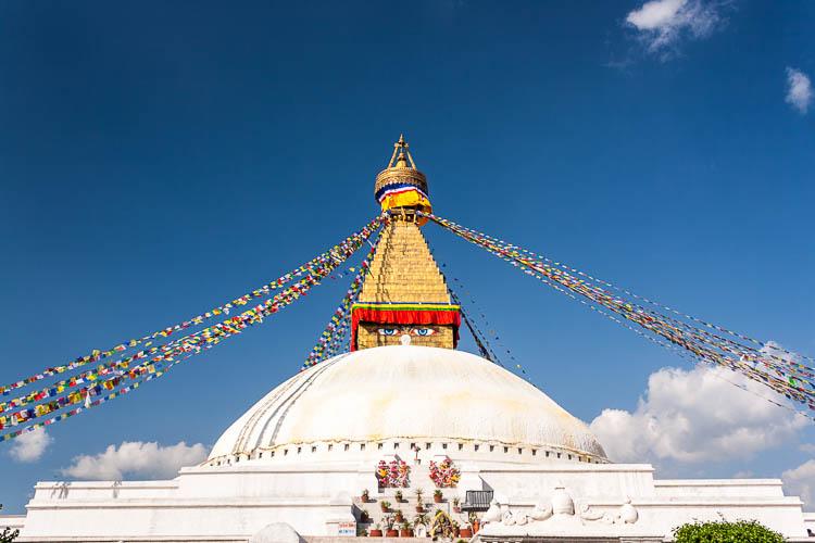 Bouddhanath, Kathmandu, Nepal