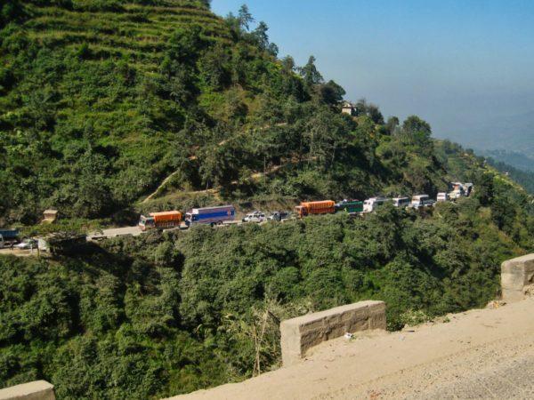Nepal, Stau