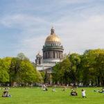 St. Petersburg – Die russische Diva