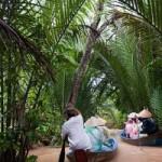 Mekong-Delta und Monsunregen