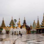 Verregnetes Yangon