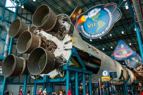 Raumfahrt, Nasa, Capa Canaveral