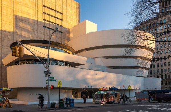 New York, Guggenheim Museum