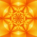 Hexagon sun