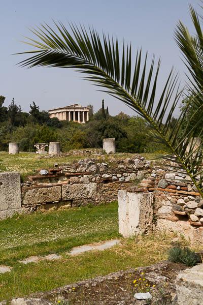 Griechische Agora
