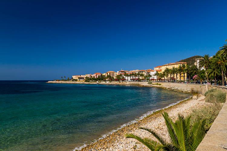 Ajaccio, Korsica