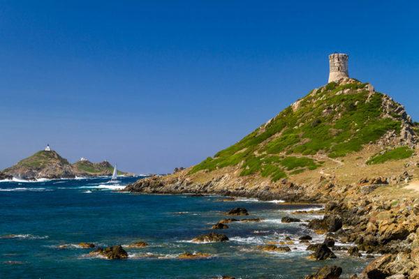 Korsica, Wachtürme