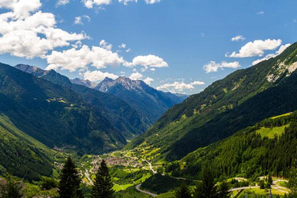 Berge, Tirol, Alpen