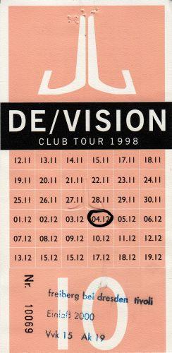 1998 De/Vision