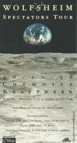 1998 Wolfsheim