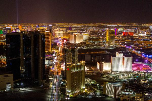 Las Vegas, Nacht