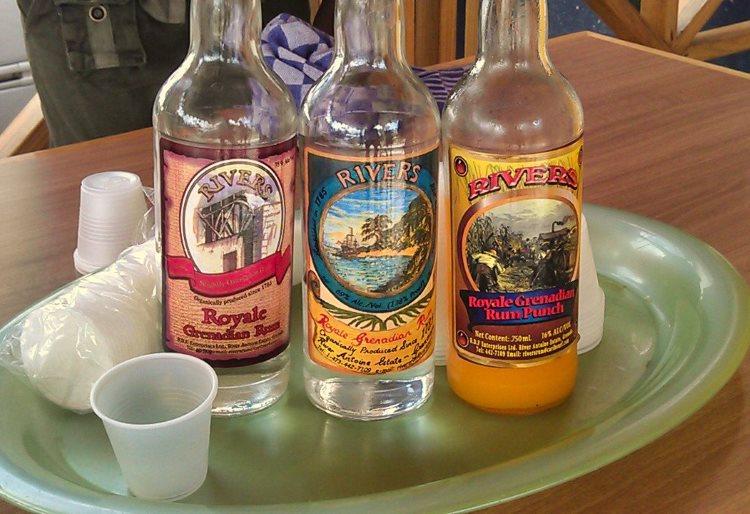 Rum, Grenada