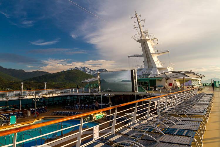 Norwegens Fjorde, Kreuzfahrt, Royal Caribbean