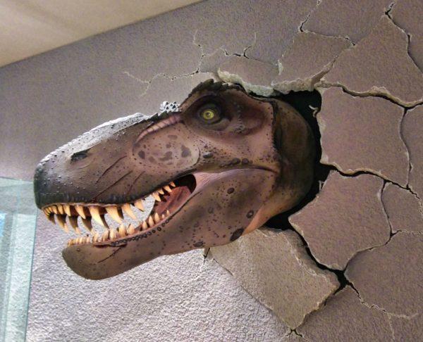 Naturkundemuseum, Stuttgart, Dinosaurier