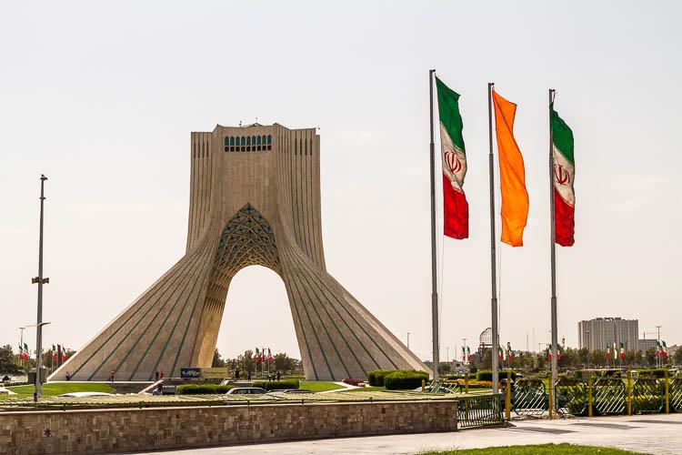 Freiheitsturm, Iran, Teheran