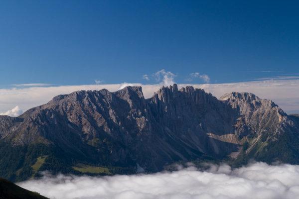 Latemar, Dolomiten, Südtirol, Italien