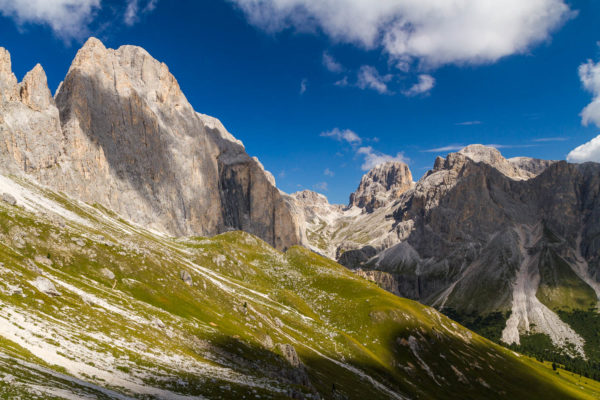 Rosengarten, Dolomiten, Südtirol, Italien