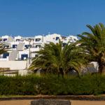 Sonne auf Lanzarote, Regen auf Teneriffa