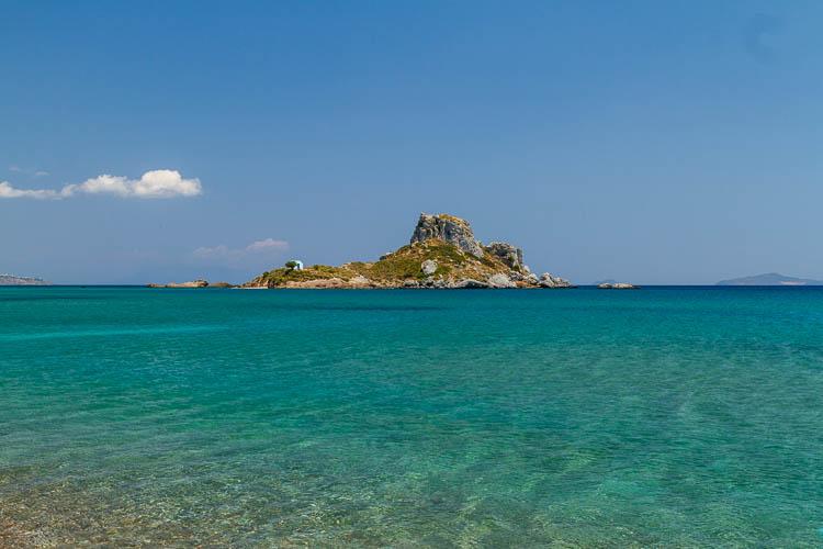 Kefalos, Strand, Insel