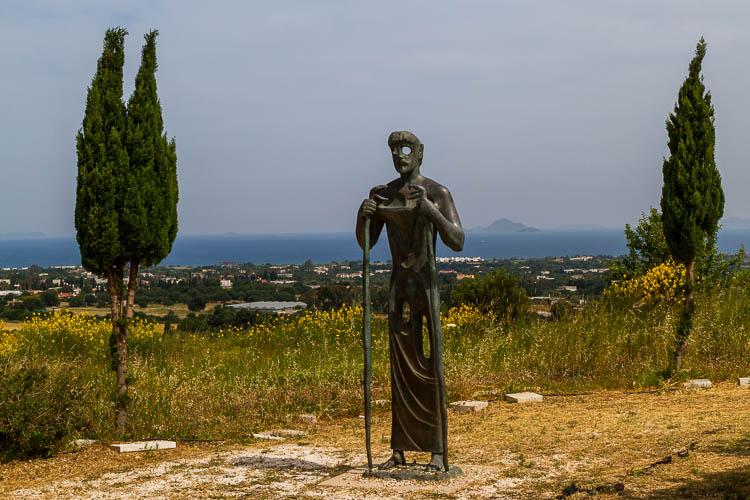 Hippokrates, Kos