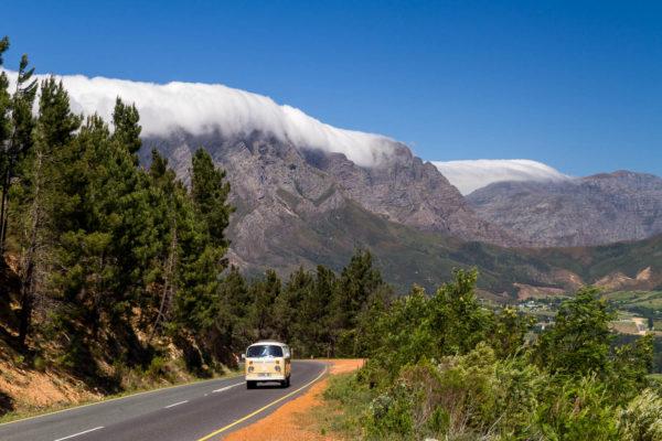 Straße, Bulli, Südafrika