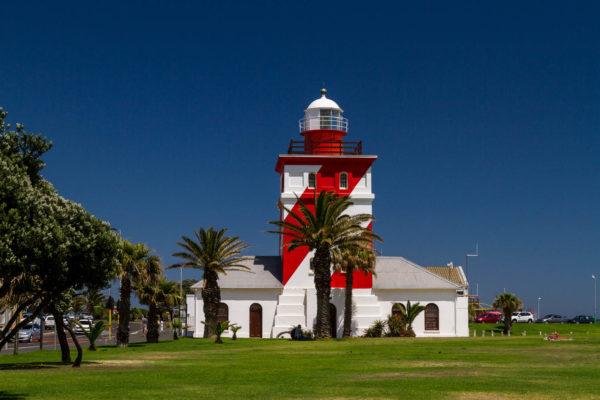 Green Point Lighthouse, Kapstadt, Südafrika