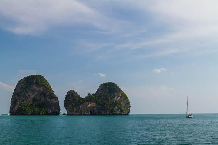Thailand, Inseln