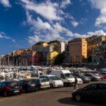 Segeltörn um Korsika: Start in Bastia und die erste Nacht auf See