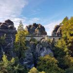 Raus in die Natur und auf zur Bastei