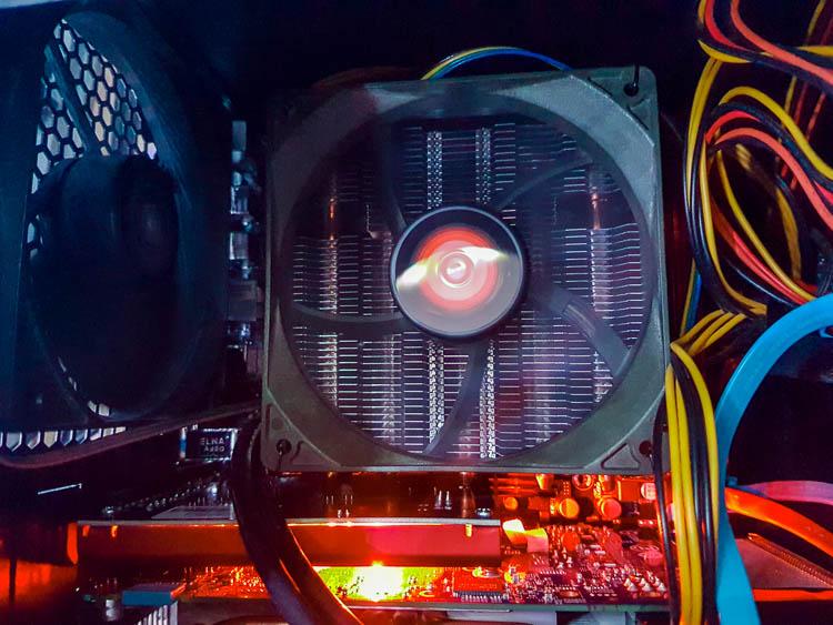 Prozessorlüfter, Soundblaster