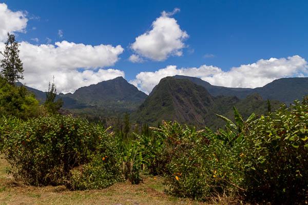 La Réunion, Berge