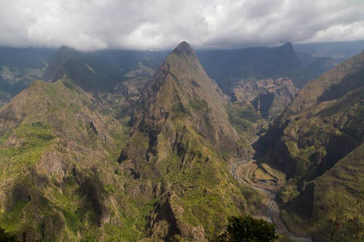 La Réunion, Cap Noir