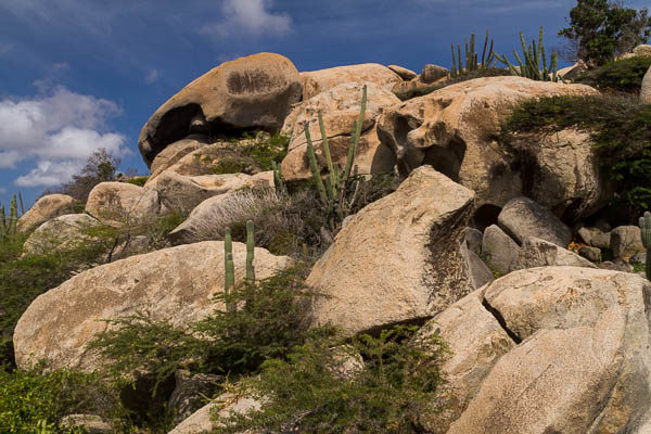 Ayo Rock Formations (Aruba)