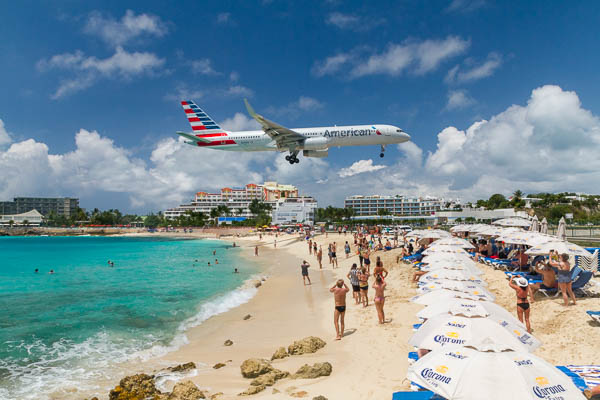 Maho Beach (St. Maarten)