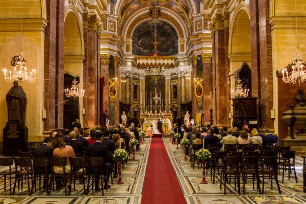 Hochzeit, M'dina, Malta, Rabat