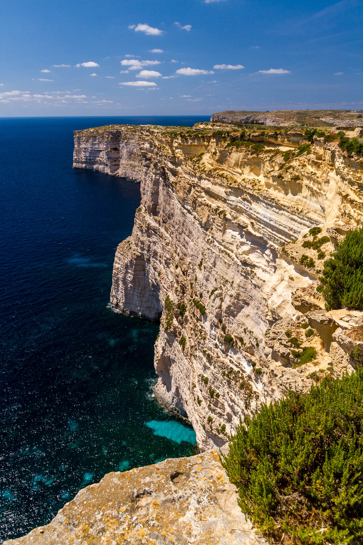 Klippen, Gozo